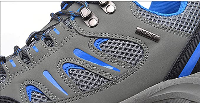Running Casual Shoes Mountaineer Shoes Men's Anti-Slip Wearable Stretchy  Breathability Performance Leisure Sports Hiking Shoes: Amazon.co.uk: Sports  & ...