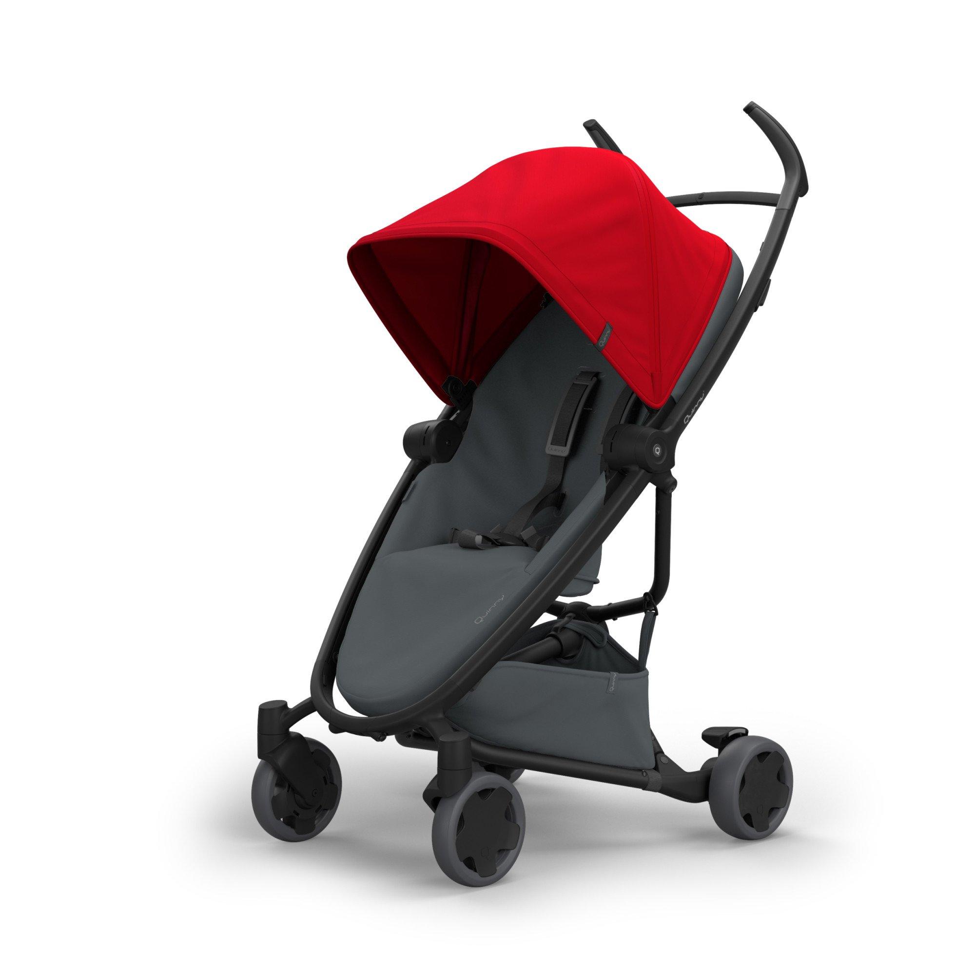 Quinny Zapp Flex Stroller, Red