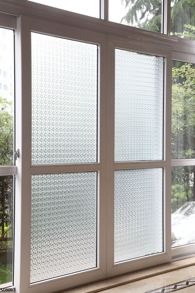 fancy-fix クリア 17.7インチ 39.4インチ (45 x 100CM) セラミック窓の色合い プラスチック2ピース/パック B07DC9GFQN