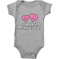 Haase Unlimited Our First Mother's Day Infant Bodysuit
