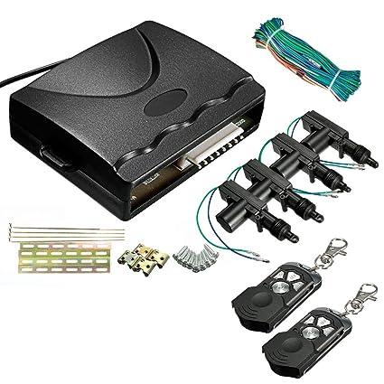 Auto Universal Remote Keyless Cierre centralizado de Puertas ...