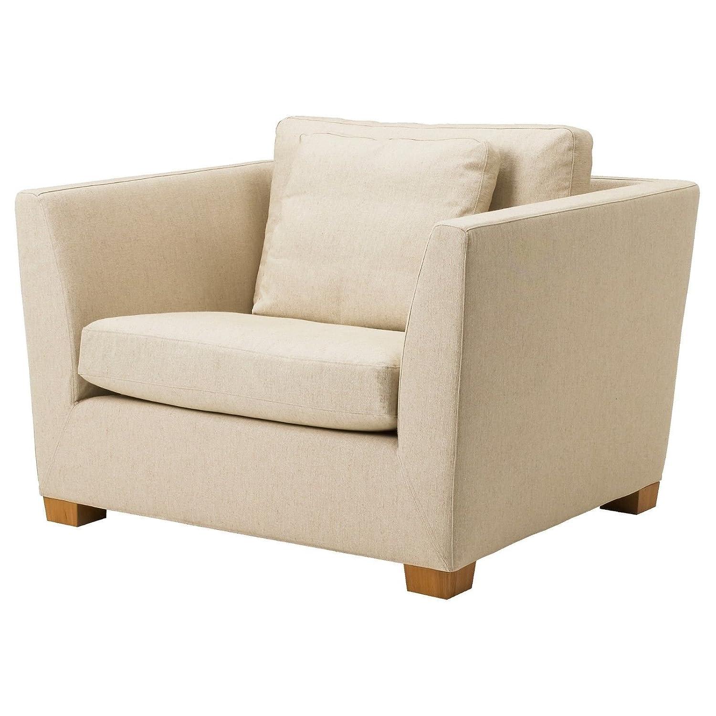 Amazon Ikea STOCKHOLM 1 5 seat Armchair Slipcover Gammelbo