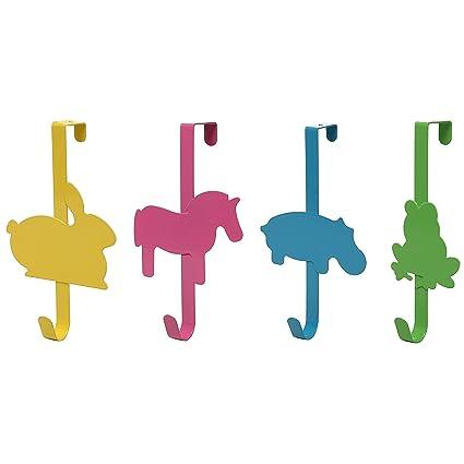 4 mi regalo multicolor para niños diseño de animales de ...