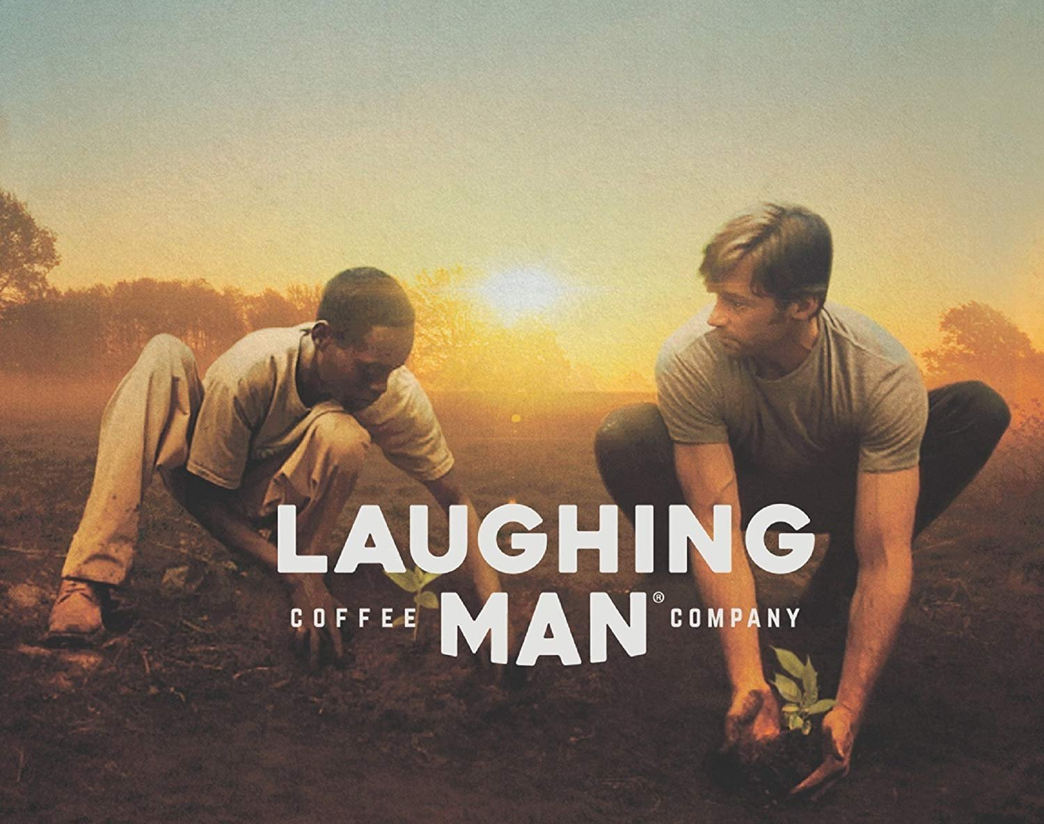 Laughing Man Dukale's Blend Coffee Keurig K-Cups, 96 Count by Laughing Man (Image #1)