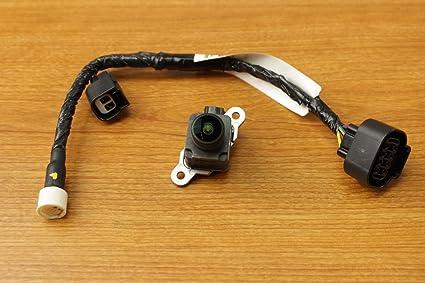 dodge ram 1500 2500 3500 rear view camera & wire harness kit mopar oem