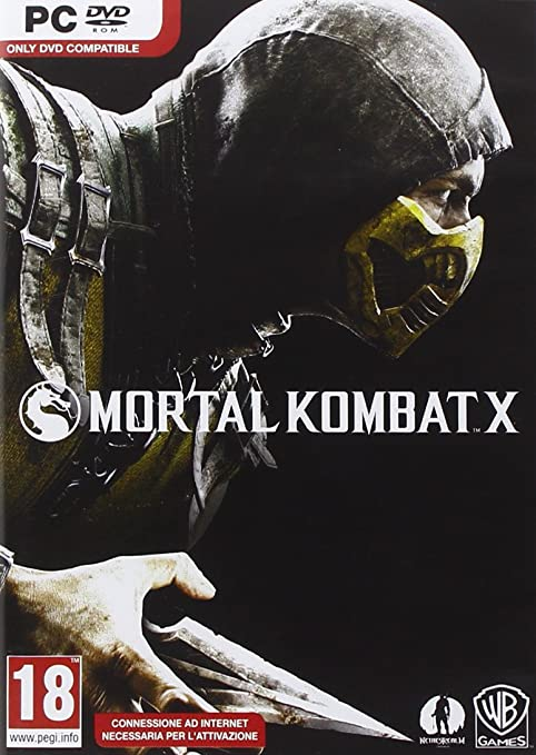 13 opinioni per Mortal Kombat X