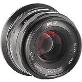 Meike 35mm F1.4 APS-C Large Aperture Wide Angle Manual Focus Lens Compatible with Nikon Z Mount Camera Z50, Z5, Z6, Z7 Under
