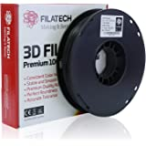 Filatech ABS Filament, Black, 1.75mm, 0.5KG