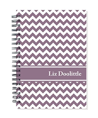 amazon com 12 month personalized monthly planner calendar notebook