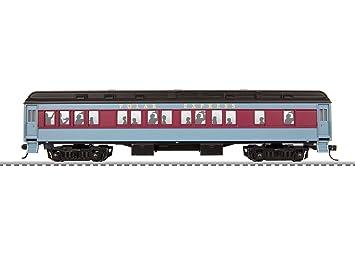 Amazon.com: Lionel LNL658023 HO Hot Chocolate Car, Polar Express ...