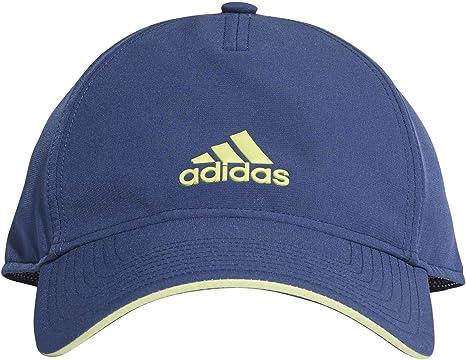 adidas C40 5Panel Climalite Cap Gorra, Hombre, Azul (indnob/seamhe ...