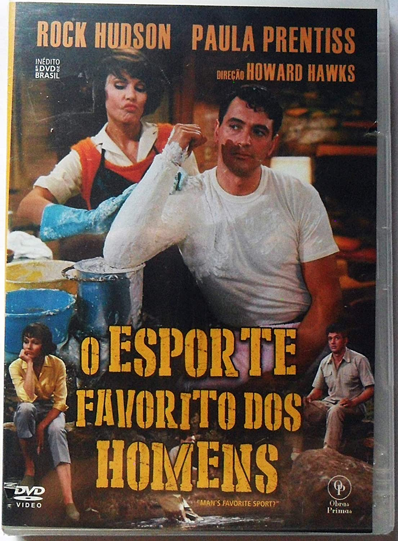 DVD O ESPORTE FAVORITO DOS HOMENS | Amazon.com.br