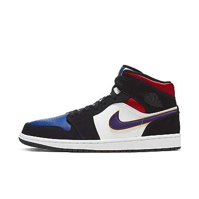 Nike Air Jordan 1 Mid Se, Scarpe da Basket Uomo