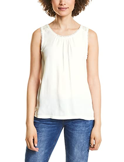 Street one Women's 311933 Tank Top Buy Cheap Best Store To Get Lowest Price Discount Visit Cheap Sale Footaction Cheap Sale Low Shipping OG1La2tb