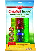 Kaytee CritterTrail Value Fun-nels Straight Tubes