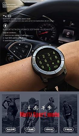 Heomeyb S958 Nueva Pantalla A Color Reloj Inteligente GPS Presión ...
