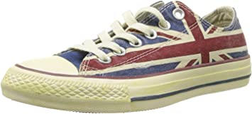 converse basse rouge taille 355