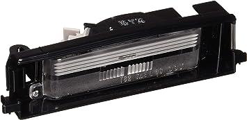 Rear Genuine GM 88975674 License Plate Lamp
