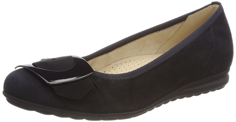 Gabor Shoes Shoes Comfort Sport, Ballerines B071RZX3GF Femme Bleu Ballerines (Pazifik) 8228b46 - boatplans.space
