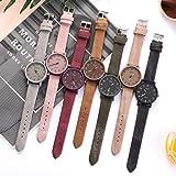 Women's Casual Quartz Leather Band Watch Watch