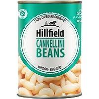Hillfield Frijoles Cannellini – Sin sal añadida 400g