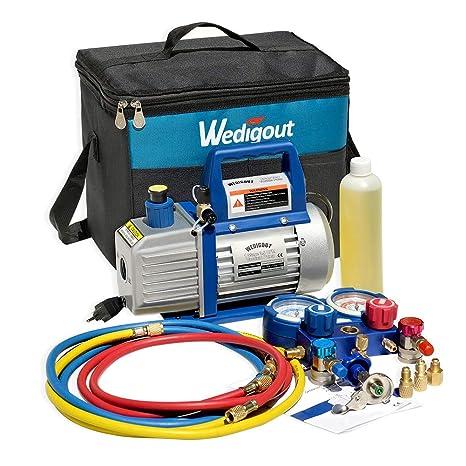 Amazon.com: Wedigout - Kit de herramientas de reparación de ...
