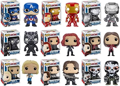 Great Deal Low Inventory 6-Pack Funko Mystery Box incl a guaranteed exclusive