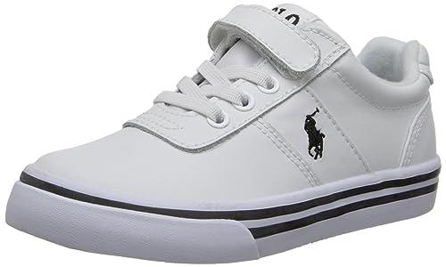 Polo Ralph Laurenhanford ez - Zapatillas Niños-Niñas, Color Blanco ...