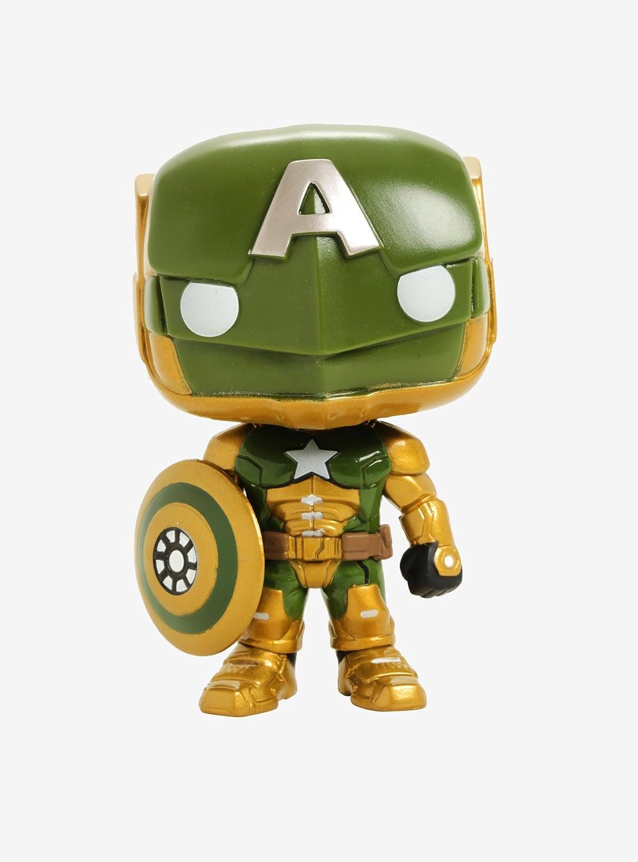Amazon.com: Funko POP. Juegos: Marvel concurso de los ...