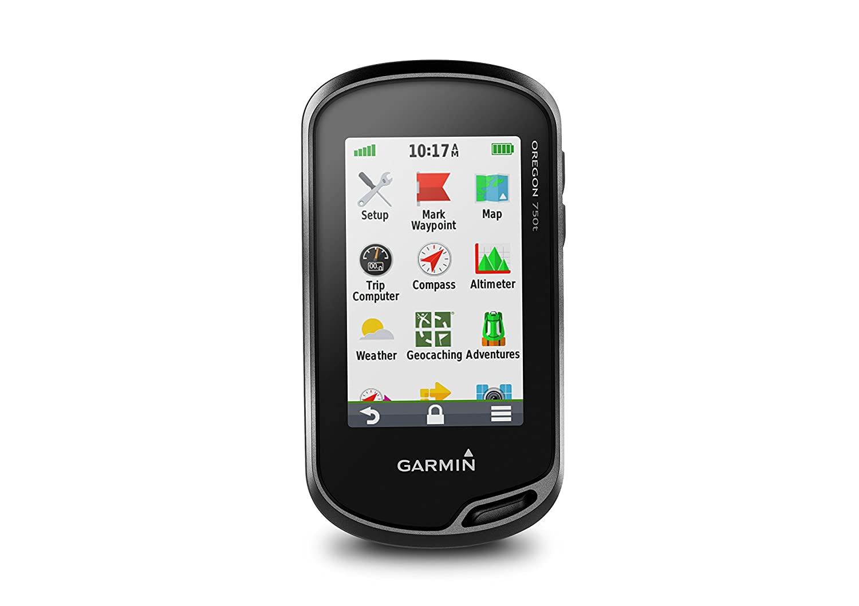 Garmin 750T 3 Zoll Touchscreen mit Topo U.S. 100 K