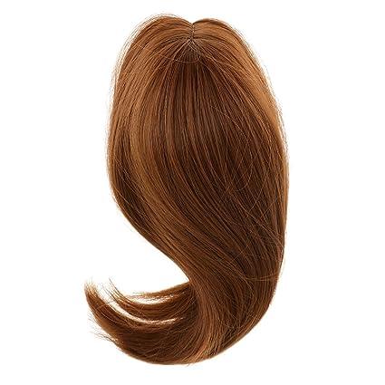 Jili Online moda pelucas de muñecas DIY pelo de pelo para 18 pulgadas American Girl muñeca