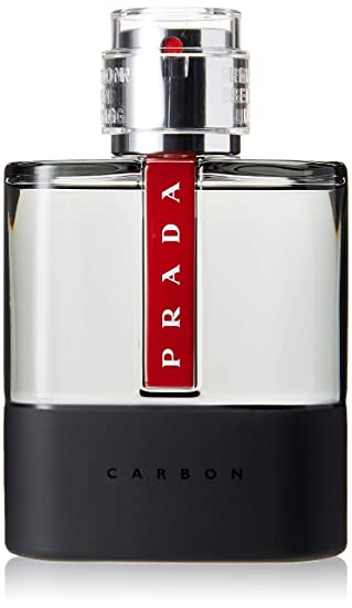 25eaf24bb Amazon.com: Prada - Men's Perfume Luna Rossa Carbon Prada EDT: Beauty
