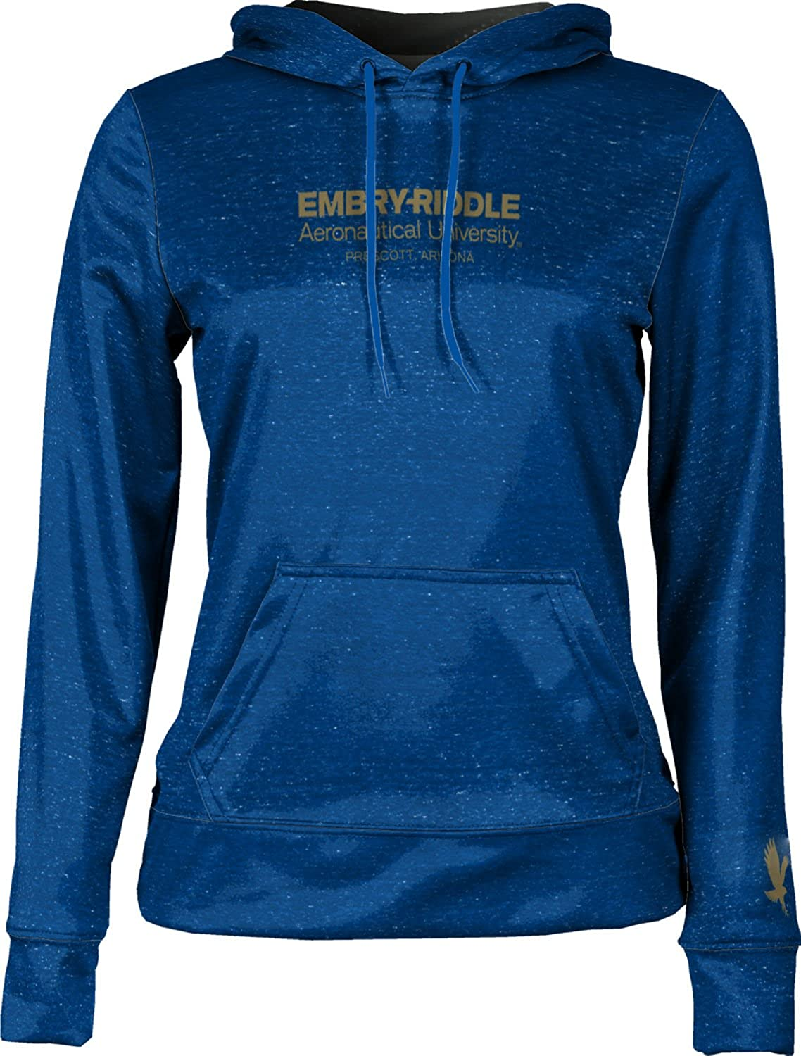 Embry-Riddle Aeronautical University Prescott Girls Pullover Hoodie Game Time School Spirit Sweatshirt