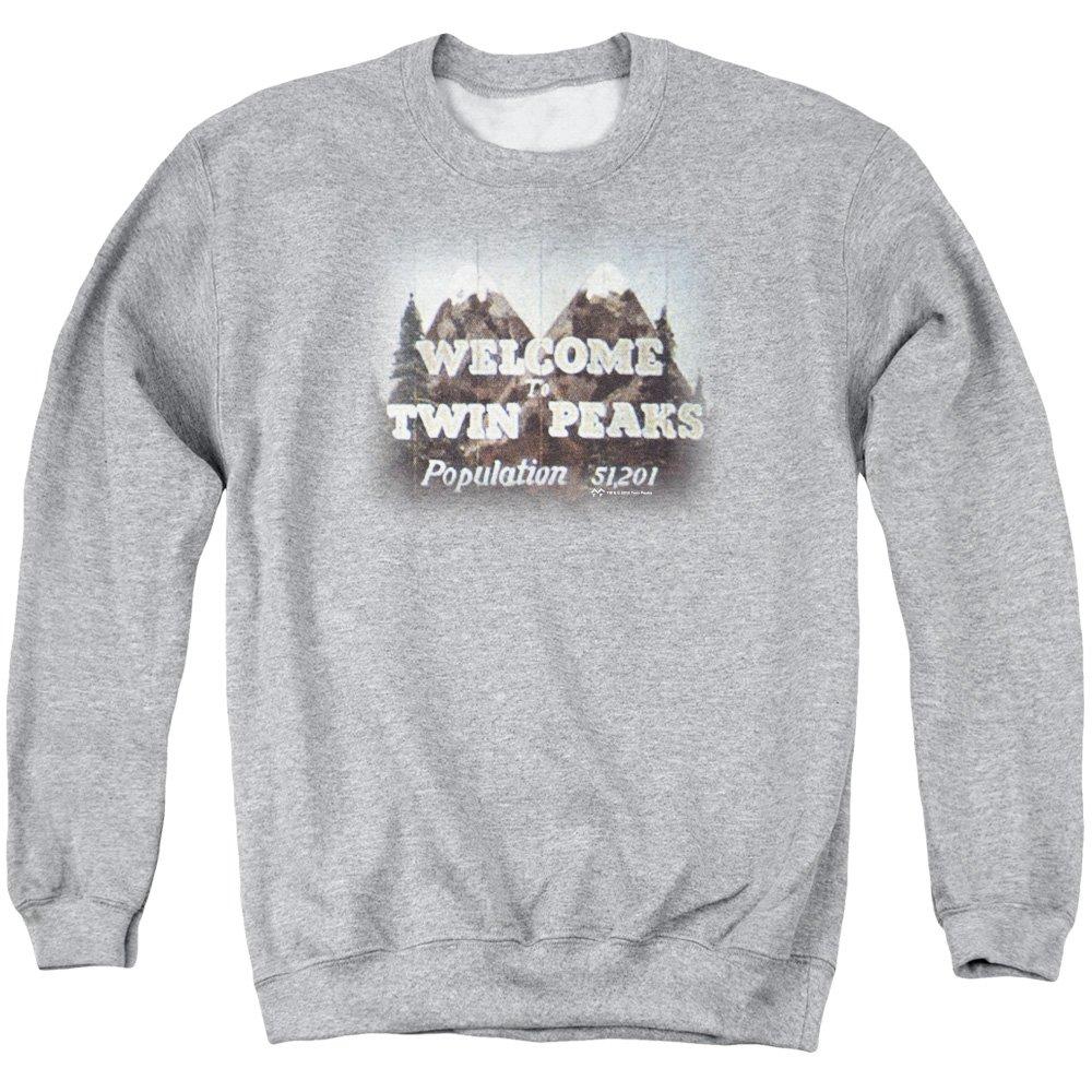 Twin Peaks - - Herren Welcome to Sweater