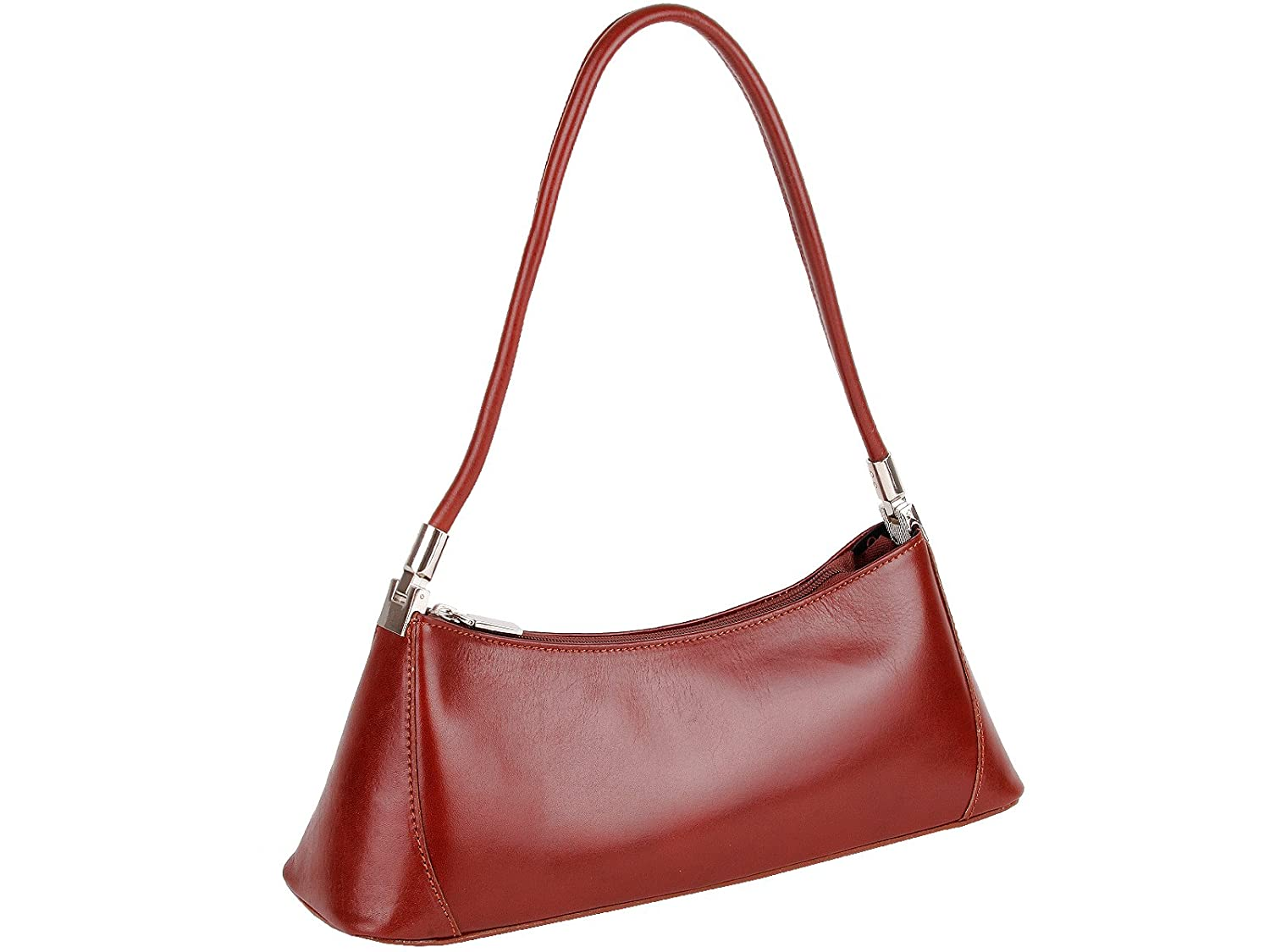 scarlet Bijoux-Handbag Made from leather in different colours), 33 x 13.5 x 9 CM (B x H x T)