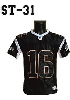 NY FRIDAYS Camiseta Futbol Americano Negro st/31