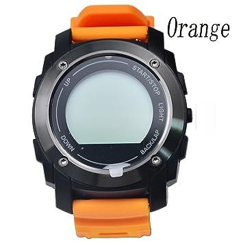 Fitness Tracker Bluetooth Smart pulsera & Fitness Tracker Reloj ...