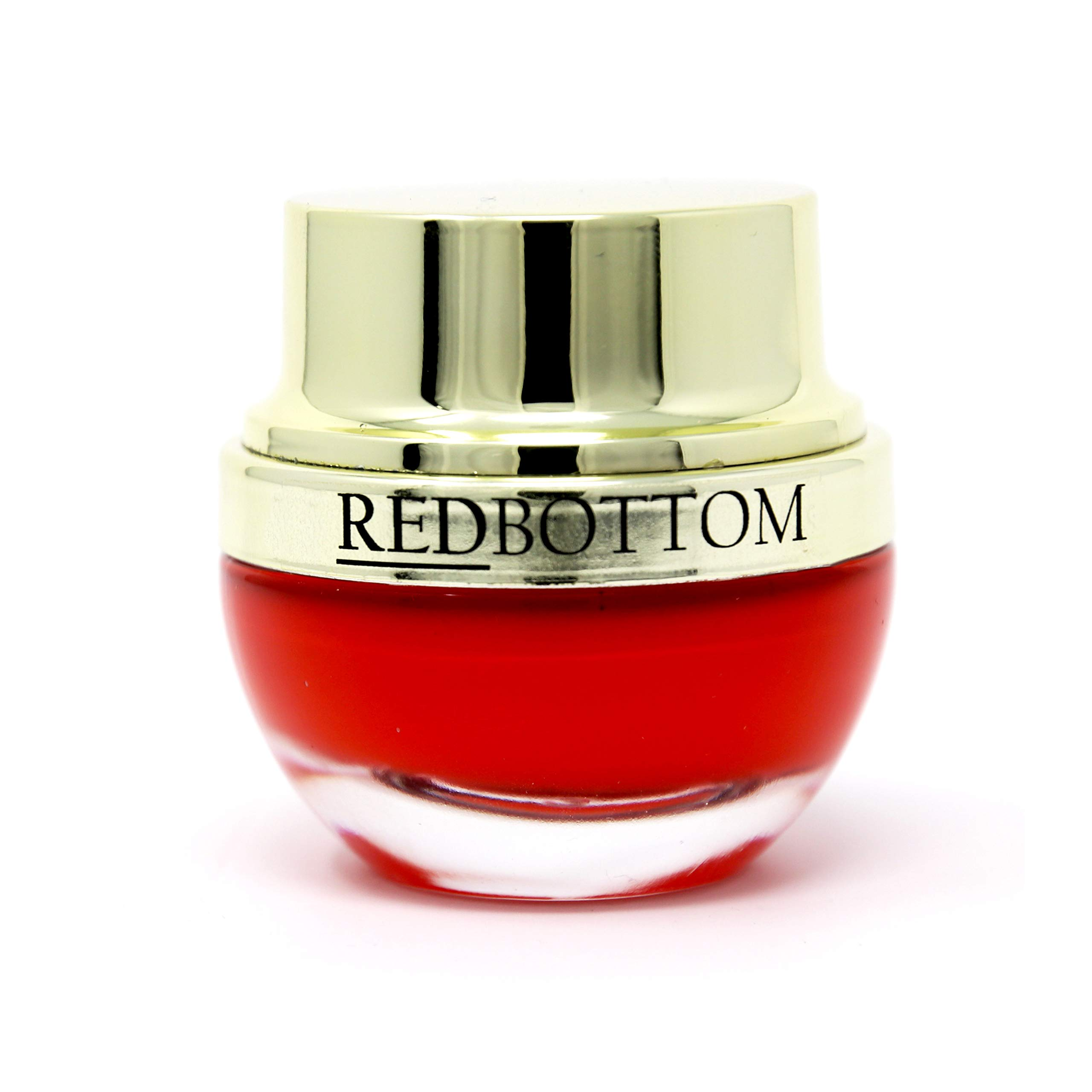 LuxDR RedBottom Rx Premium Luxury Red Soles Protective and Restoration Christian Louboutin Paint for Any Women Heels - Pumps - Men Loafers - Dance - Walk and ReVive, ReStore & Protect. Large 30ml USA