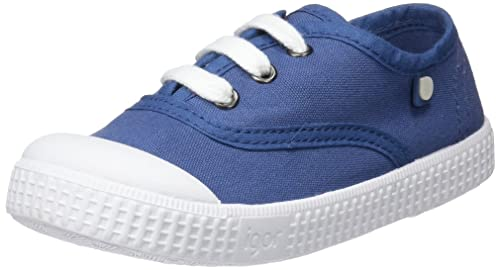 Igor Berri Cordón, Zapatillas Unisex Bebé, Azul (Jeans), 32 EU