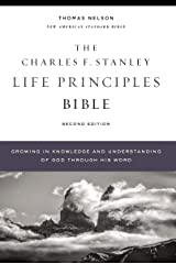 NASB, Charles F. Stanley Life Principles Bible, 2nd Edition, Ebook: Holy Bible, New American Standard Bible Kindle Edition