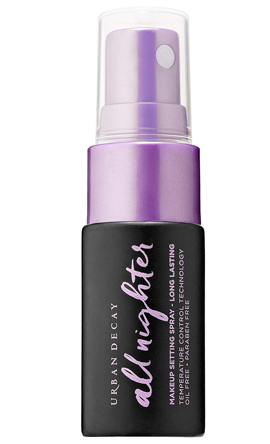 Urban Decay All Nighter Long-Lasting Makeup Setting Spray ~ Trial Travel Size ~ 0.5 fl oz
