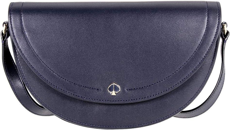 Kate Spade Polly Ladies Medium Blazer Blue Leather Camera Bag Pxrua203429 Formtech Inc Com