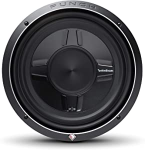 """Rockford Fosgate Punch P3SD2-12 Punch P3S 12"""" 2-Ohm DVC Shallow Subwoofer"""