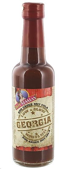 Hot Madres – Low & slow BBQ Sauce Con Cola Georgia ...