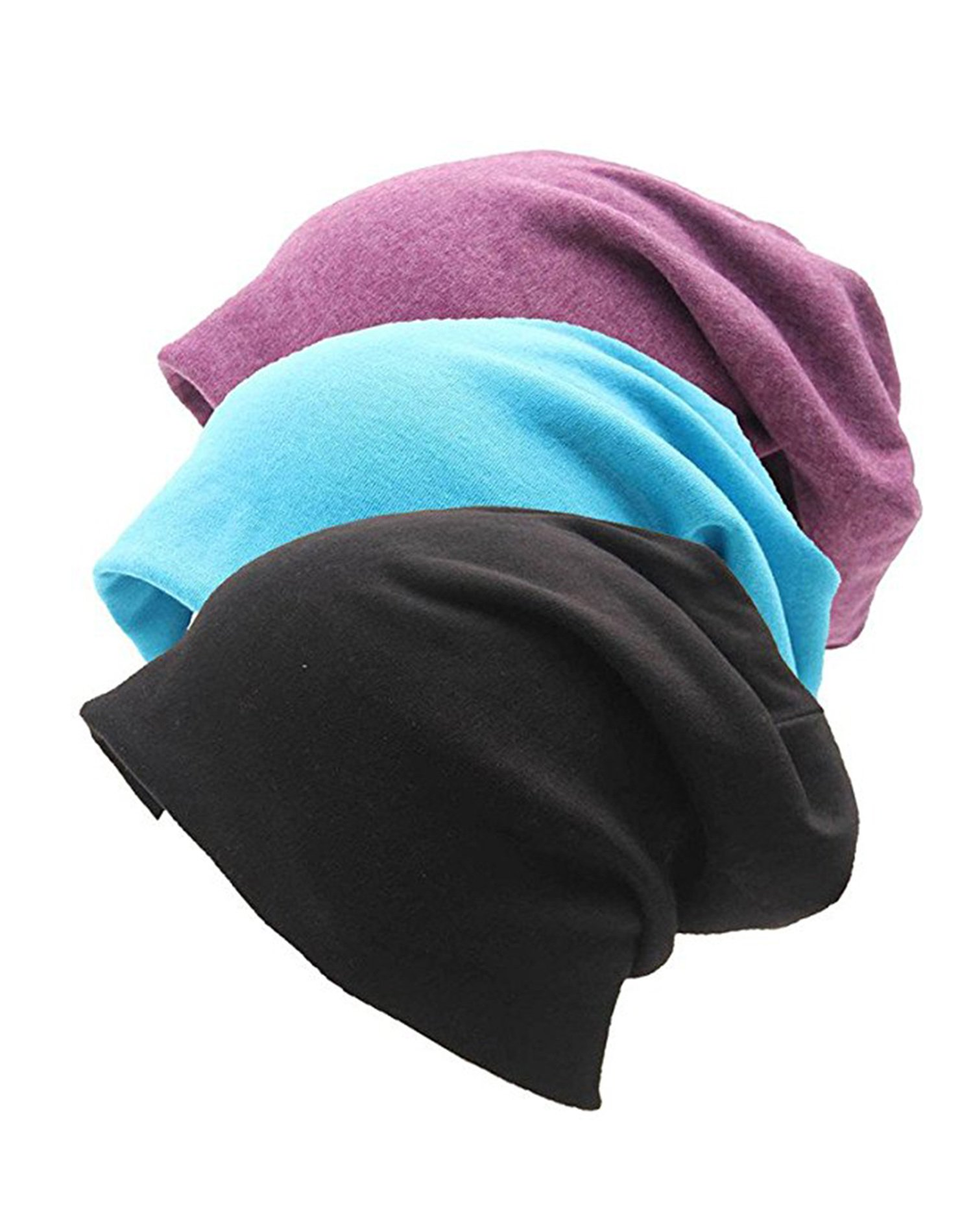Women's Chemo Hat Beanie Turban Headwear for Cancer Patients