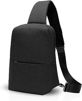 FANDARE Sling Bag Shoulder Backpack Crossbody Bag Single One Strap Backpack Running Cycling Hiking Outdoor Travel Men//Women Polyester BK-FN001