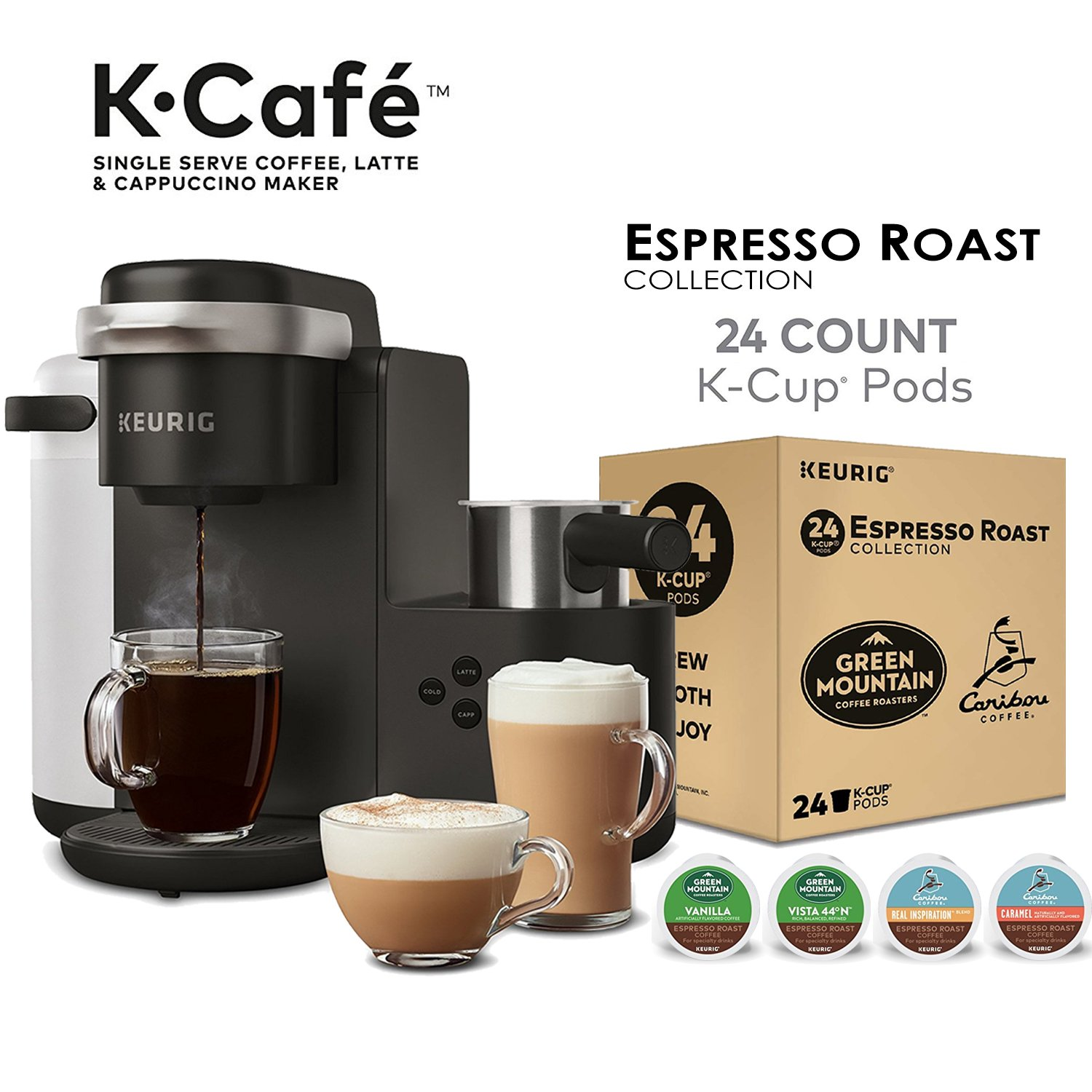 Keurig® K-Cafe Single Serve