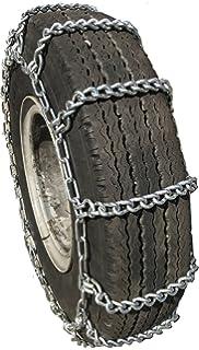 TireChain.com 245//70-19.5 245//70 19.5 Ratchet Strap Emergency Tire Chains