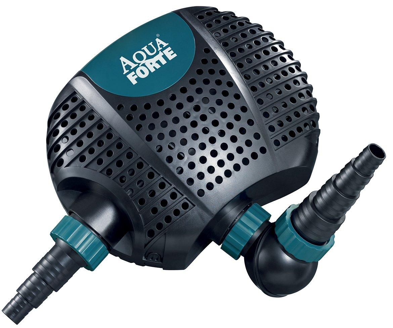 Aqua Forte O-Plus Pompe de Filtration O-Plus 10000 30 x 43,5 x 18 cm Noir AquaForte RD714