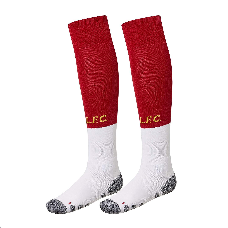 New Balance Liverpool FC 2019/20 Home Junior Sock Calcetín, Unisex ...